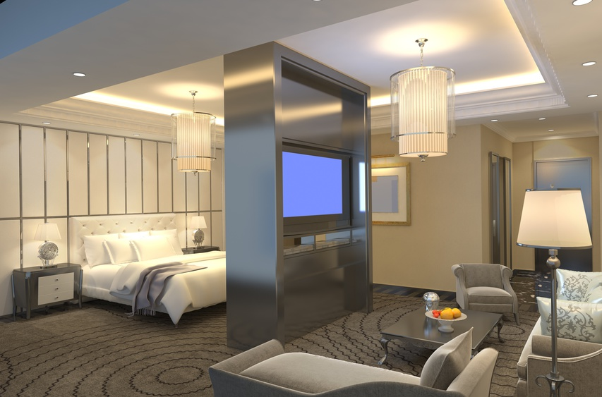 Nettoyer moquette hotel